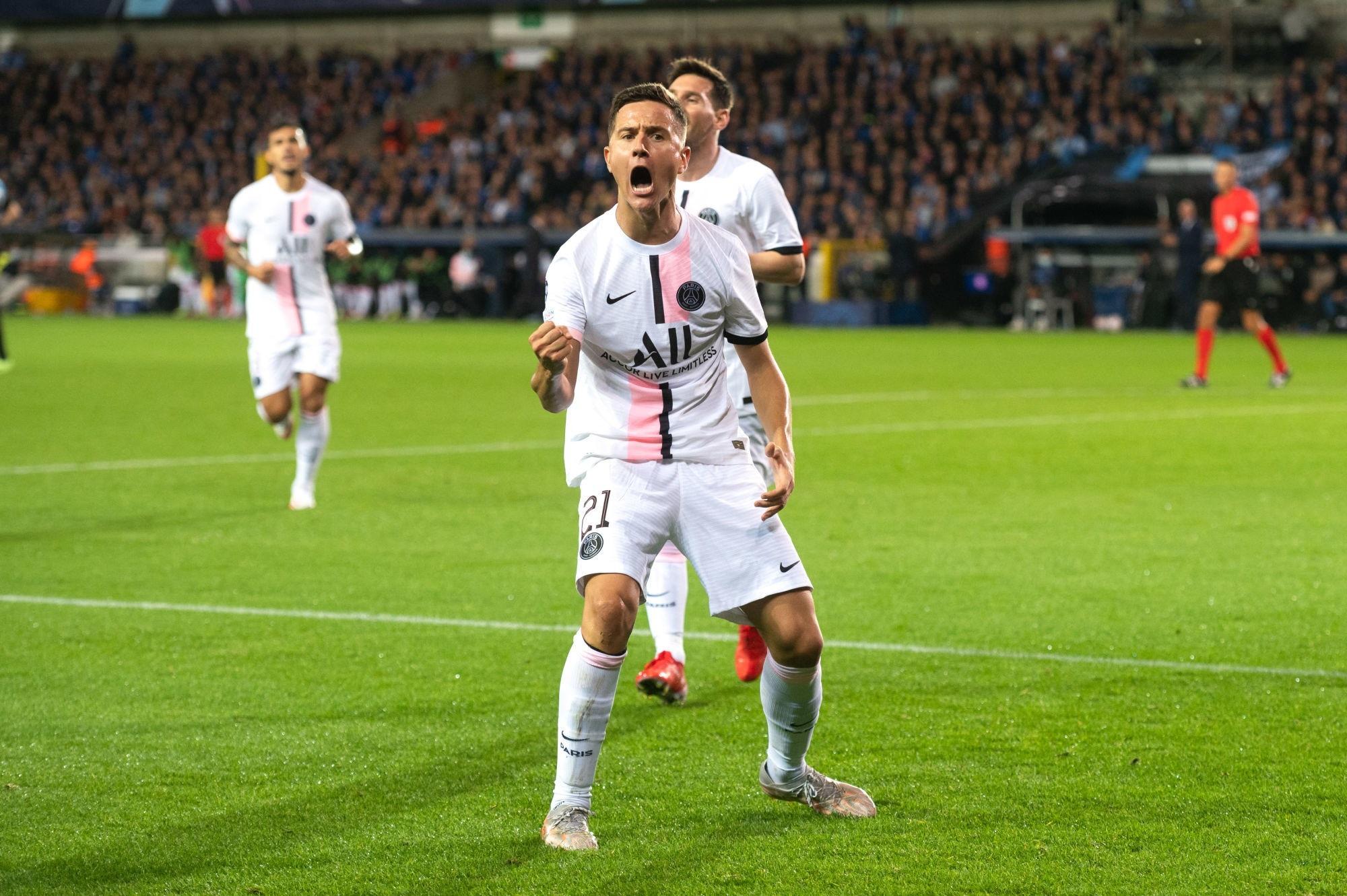 Herrera évoque Messi, la Ligue des Champions, Mbappé, Neymar et les critiques