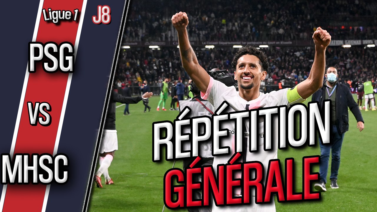Podcast PSG/Montpellier - Quelle équipe parisienne ? Et nos scores !