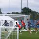 PSG/Montpellier - Retrouvez des extraits de l'entraînement des Parisiens