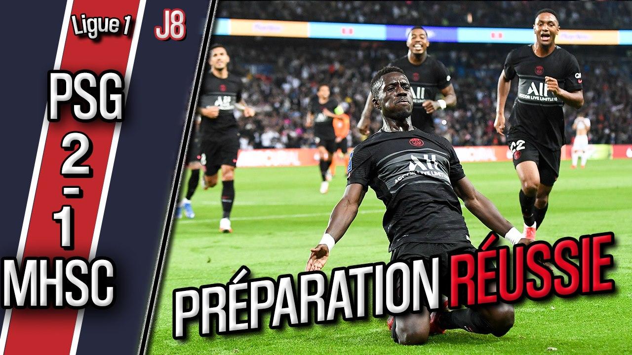 Podcast PSG/Montpellier (2-0) - Victoire encourageante avant City, malgré l'inefficacité