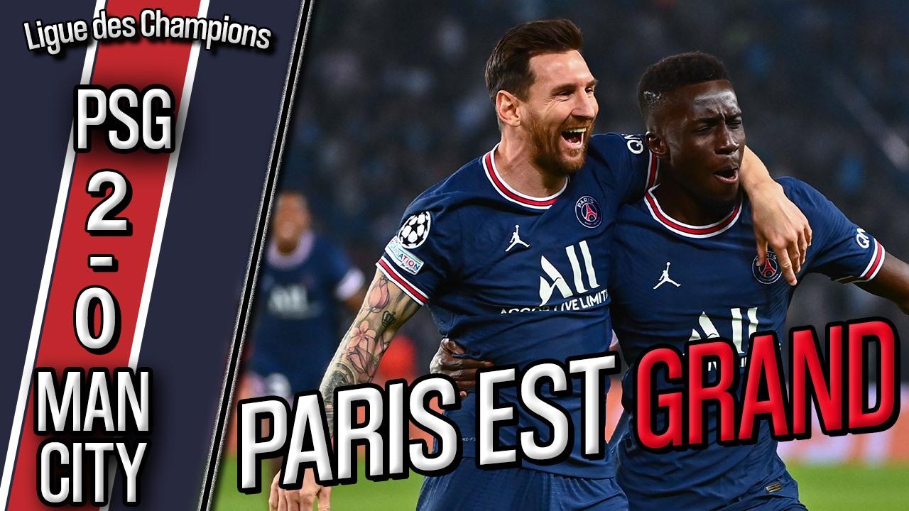 Podcast PSG/City - Paris frappe fort ! Gueye, Messi, Verratti, Donnarumma et points à améliorer