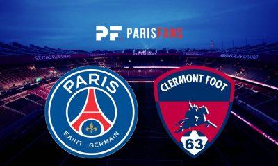 PSG/Clermont - Chaîne et heure de diffusion