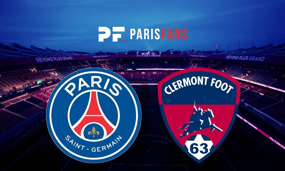 PSG/Clermont - Les équipes officielles : Mbappé, Rafinha, Donnarumma titulaires