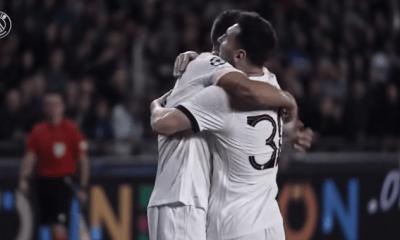 Bruges/PSG - Revivez la préparation et le match nul au plus près des joueurs parisiens