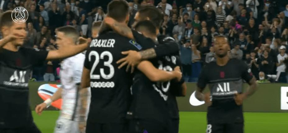 PSG/Montpellier - Revivez la victoire parisienne au plus près des joueurs