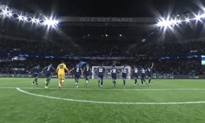 PSG/City - Revivez la préparation et la victoire parisienne au plus près des joueurs
