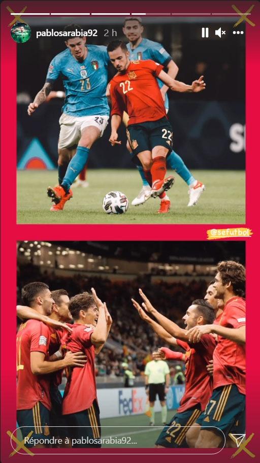 Les images du PSG ce mercredi: Sélections, Ligue des Nations et Breaktime