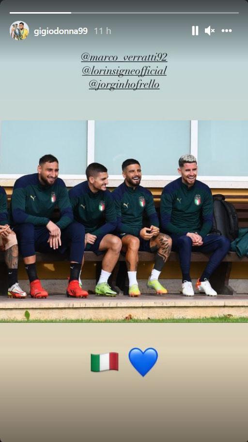 Les images du PSG ce samedi: Sélections, matchs internationaux et repos