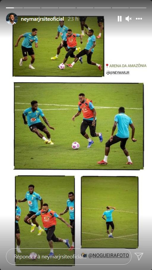 Les images du PSG ce jeudi: Entraînement, préparation et conférence avant PSG/Angers