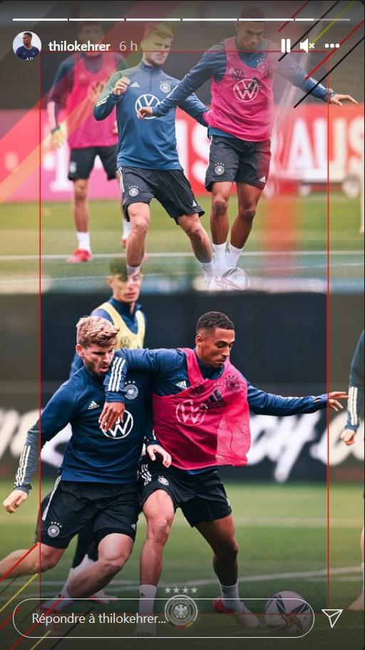 Les images du PSG ce mardi: 20 Parisiens retrouvent leurs sélections