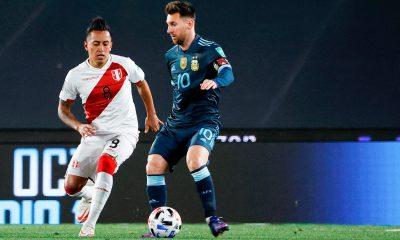 Argentine/Pérou - Messi, Paredes et Di Maria participent à la victoire argentine