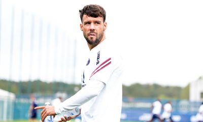 PSG/Angers - Bernat est de retour dans le groupe, annonce Desfarges