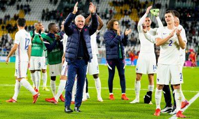 """Deschamps félicite Mbappé et répète """"l'Equipe de France est plus forte avec Kylian"""""""