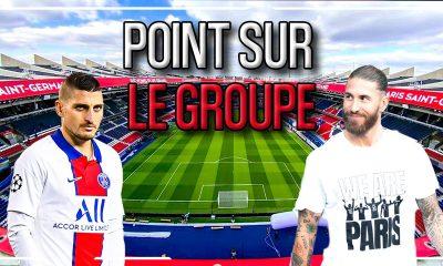 Podcast PSG - Verratti absent 1 mois ! Mbappé malade et Ramos encore retardé