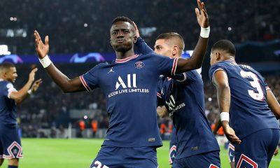 Gueye élu meilleur joueur du PSG du mois de septembre par les supporters