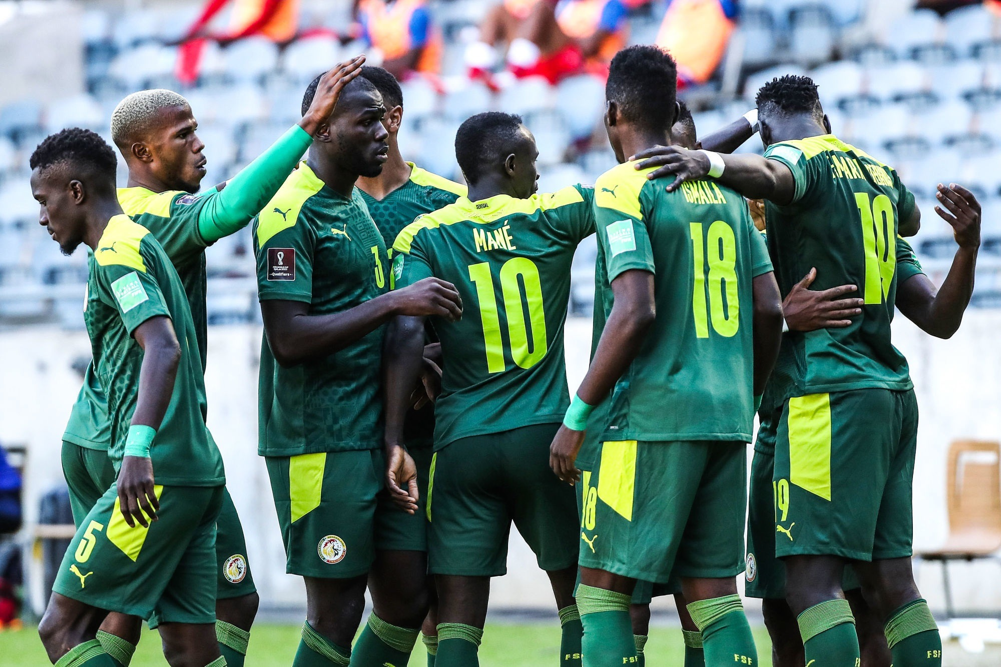 Namibie/Sénégal - Gueye satisfaisant, Diallo plus en difficulté
