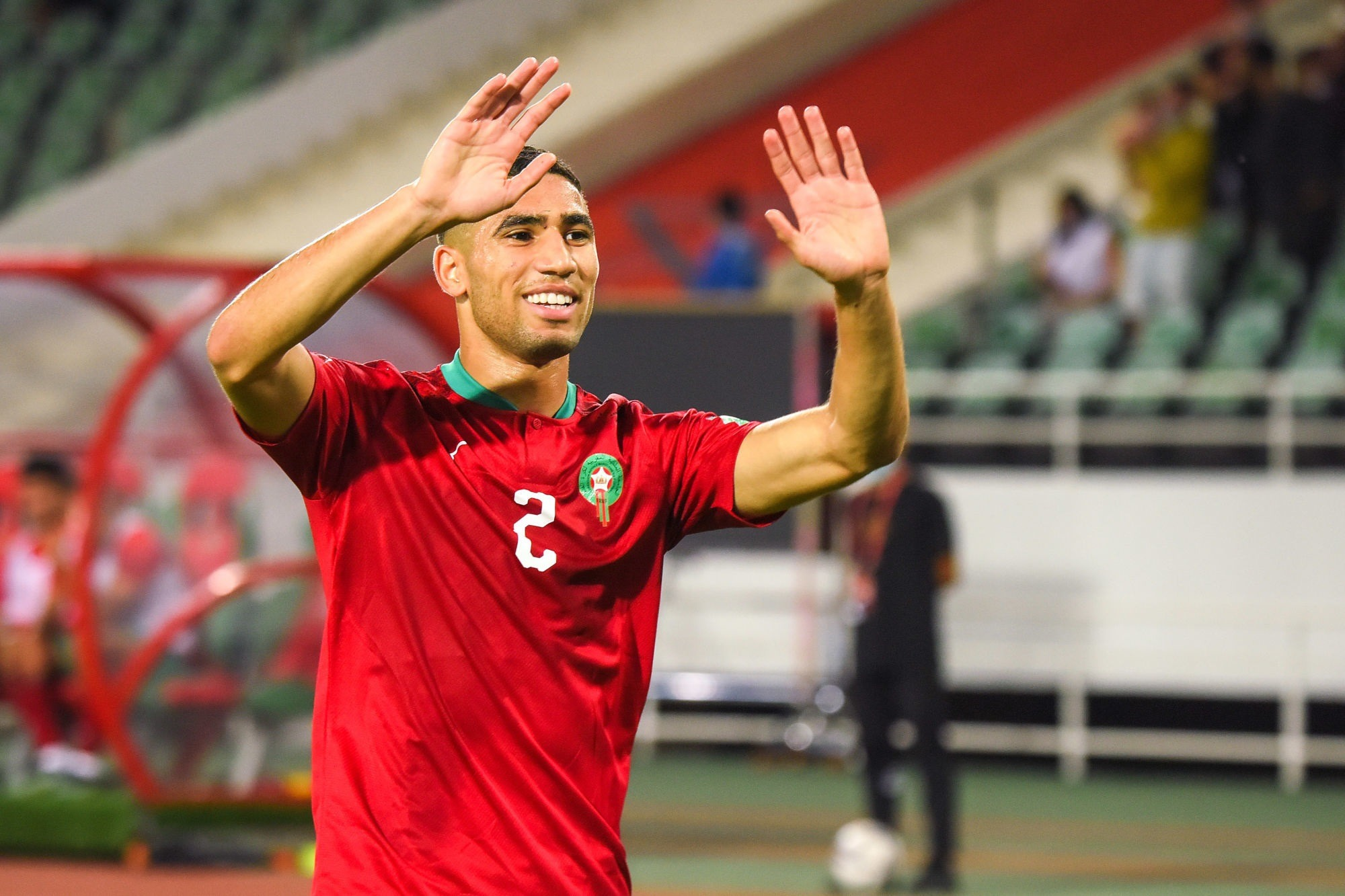 Guinée-Bissau/Maroc - Les équipes officielles