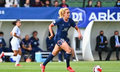 7 joueuses du PSG appelées en Equipe de France, dont Hamraoui