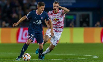 PSG/Leipzig - Herrera évoque la victoire, le 3-5-2 et l'OM
