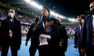 Ronaldinho évoque l'évolution du PSG, capable de remporter la Ligue des Champions