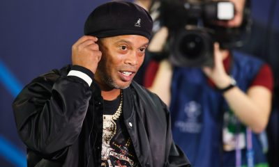 """Ronaldinho évoque Neymar, Messi et Mbappé, """"le style de jeu que j'adore."""""""