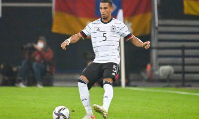 Macédoine du Nord/Allemagne - Les équipes officielles : Kehrer titulaire