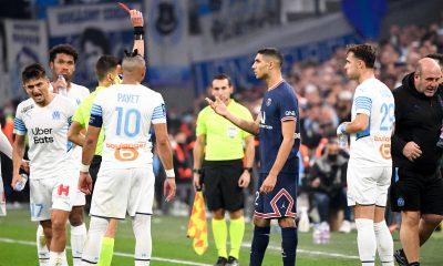 LFP - Hakimi suspendu pour 2 matchs, dont 1 avec sursis