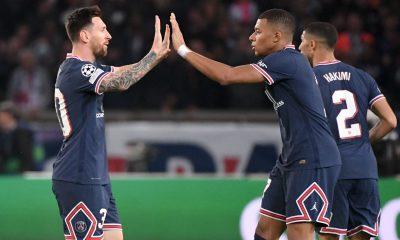 PSG/Lille - Mbappé et Messi absents de l'entraînement ce jeudi