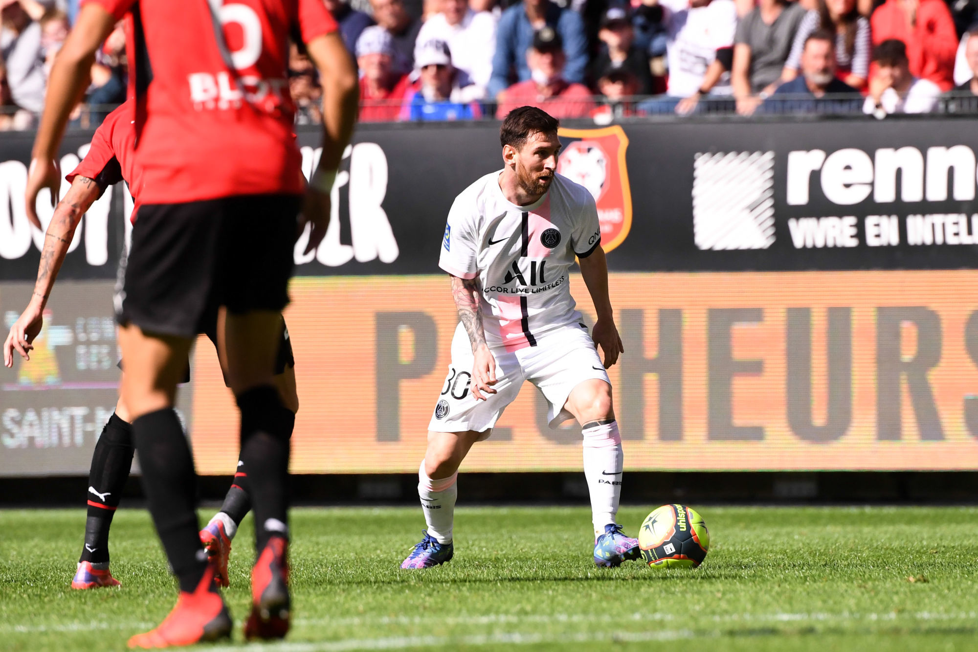 Le PSG a établi un triste record face à Rennes