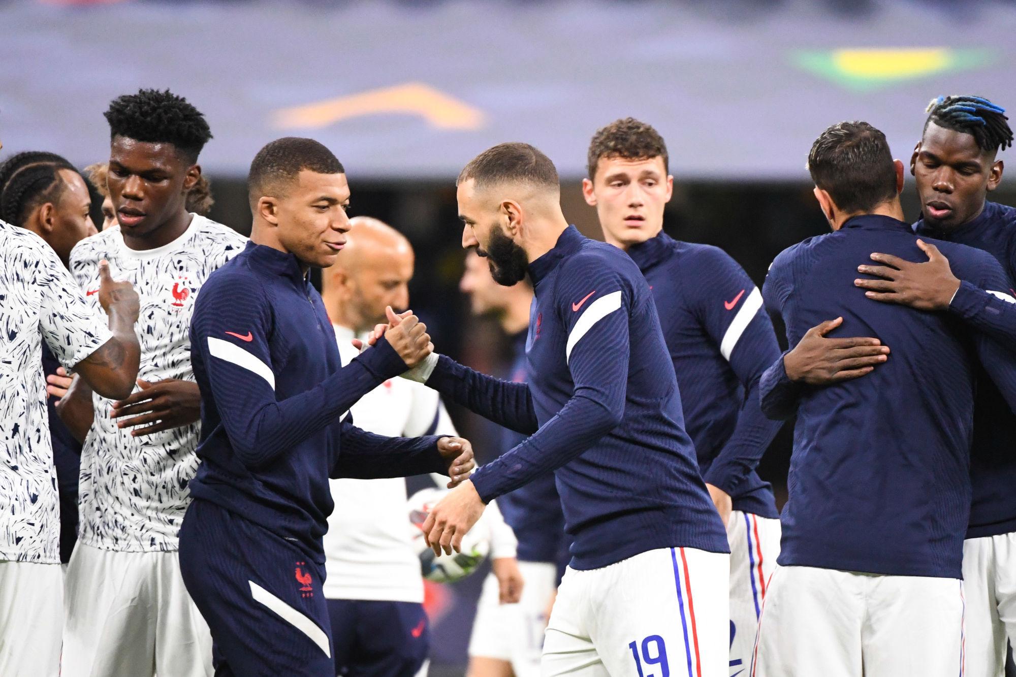 Espagne/France - Les notes des Bleus dans la presse : Benzema homme du match