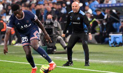 """OM/PSG - Sampaoli explique """"le match nul est équitable"""""""