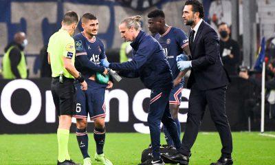 Leipzig/PSG - Paris espère que Verratti sera prêt, confirme RMC Sport