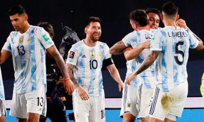 Argentine/Uruguay - Messi buteur historique lors de la victoire argentine