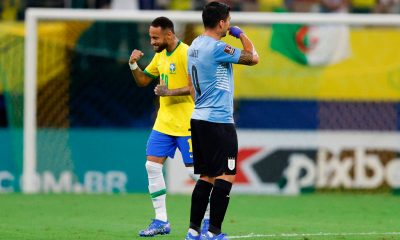 """Dhorasoo voit un """"déclic"""" dans la performance de Neymar face à l'Uruguay"""