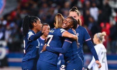 PSG/Kharkiv - Les Parisiennes s'imposent largement !