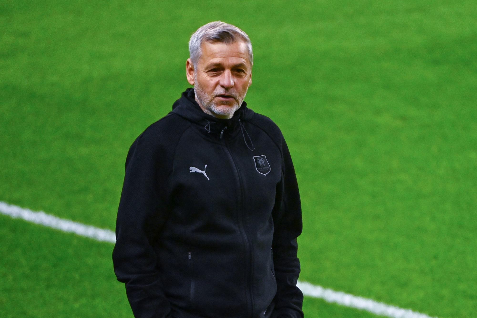 """Rennes/PSG - Génésio assure """"On a fait le match qu'il fallait"""""""