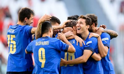 Résumé vidéo Italie/Belgique (2-1) -