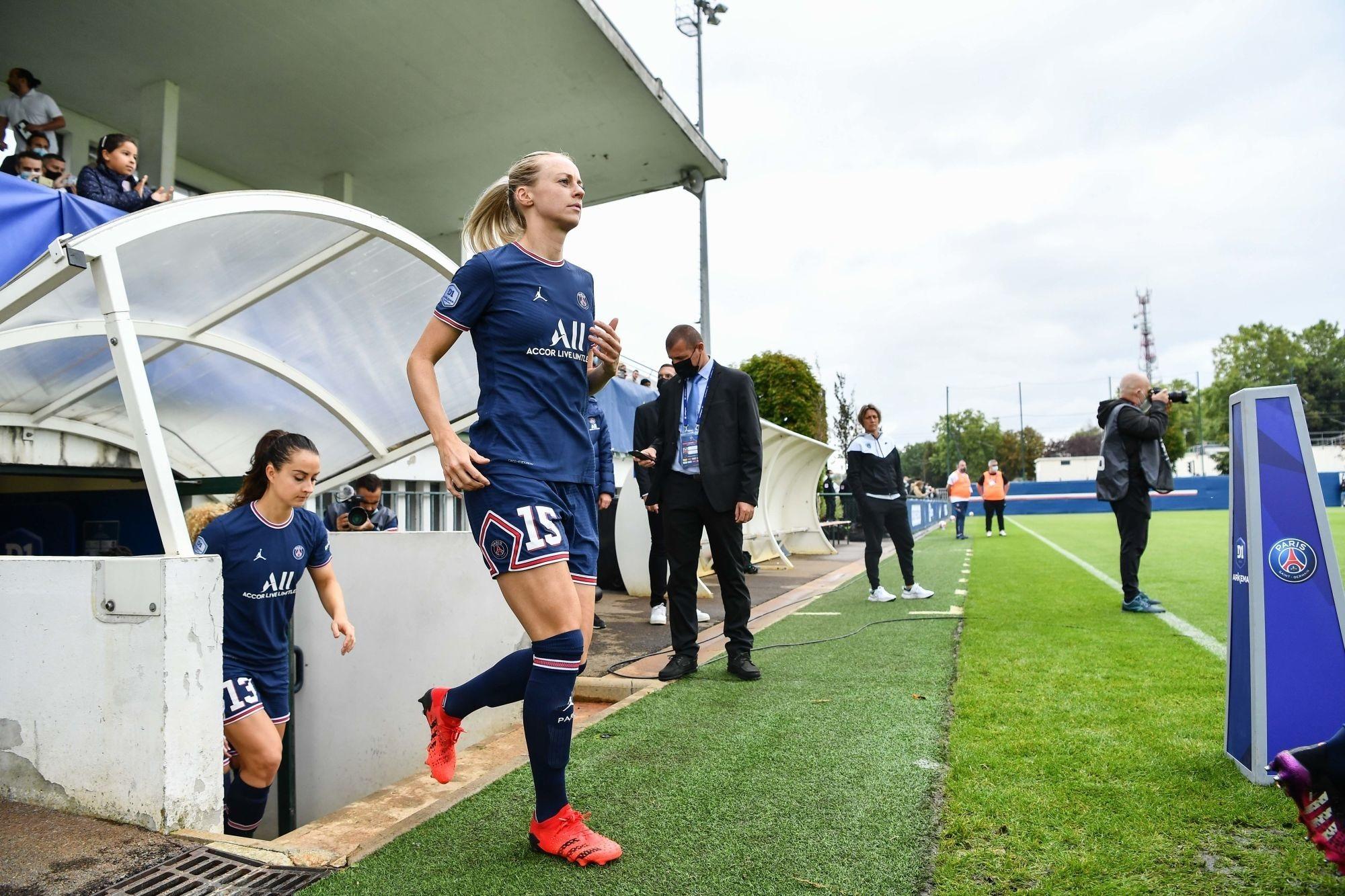 """Breidablik/PSG - Ilestedt se méfie de l'adversaire et est """"heureuse"""" à Paris"""