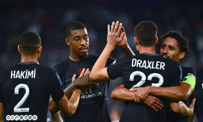 Kimpembe est «l'un des meilleurs défenseurs du monde», assure Draxler