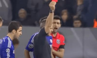Kuipers évoque Chelsea/PSG et le rouge d'Ibrahimovic comme son pire match