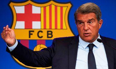 """Laporta aurait aimé que Messi joue """"gratuitement"""" et évoque encore Neymar"""