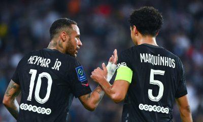 """Marquinhos évoque la déclaration de Neymar """"il s'est senti très incompris"""""""