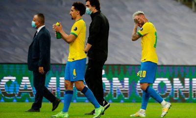 Résumé vidéo Colombie/Brésil (0-0)