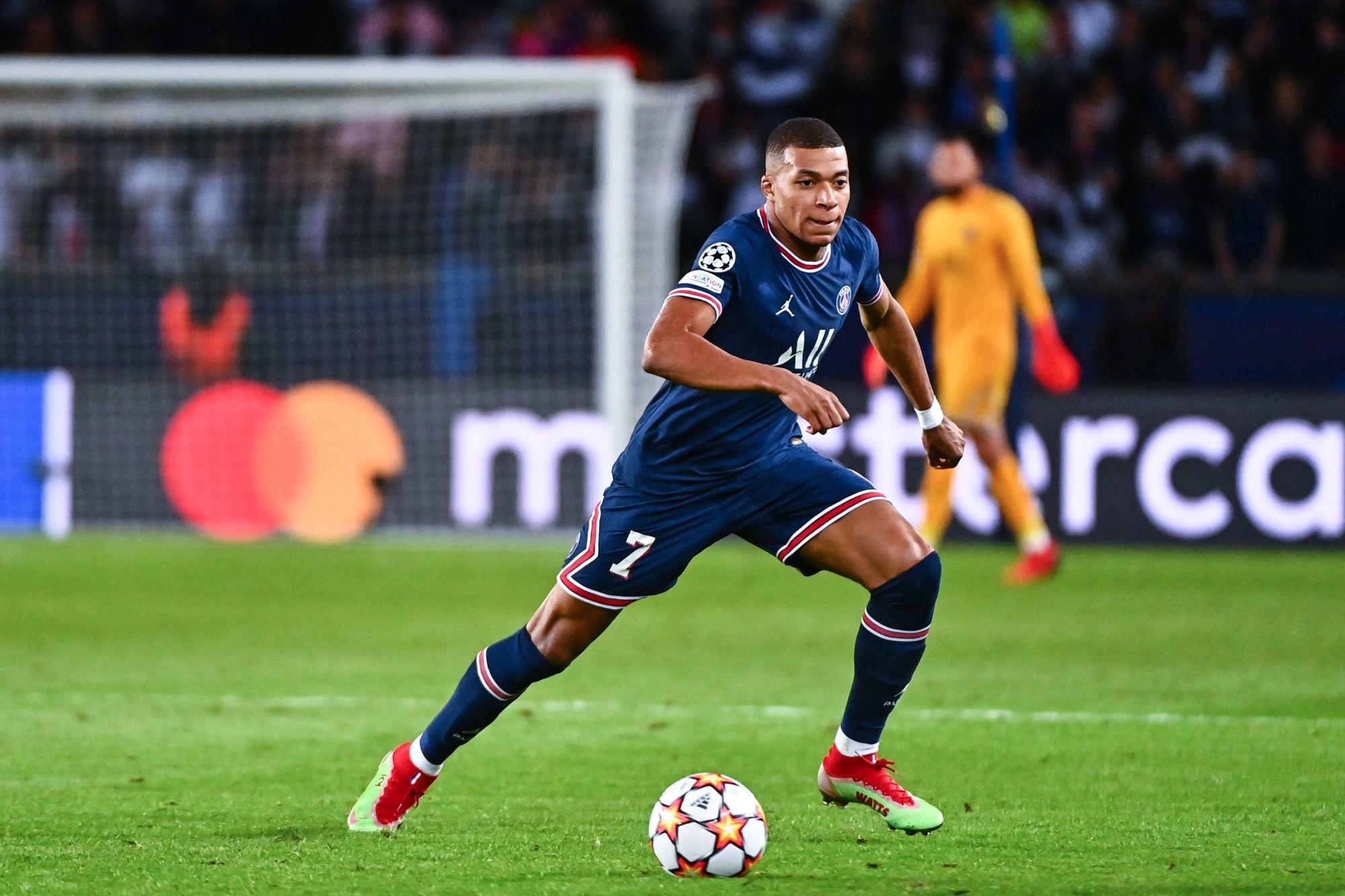 Mbappé évoque le début de saison du PSG et les matchs de LDC