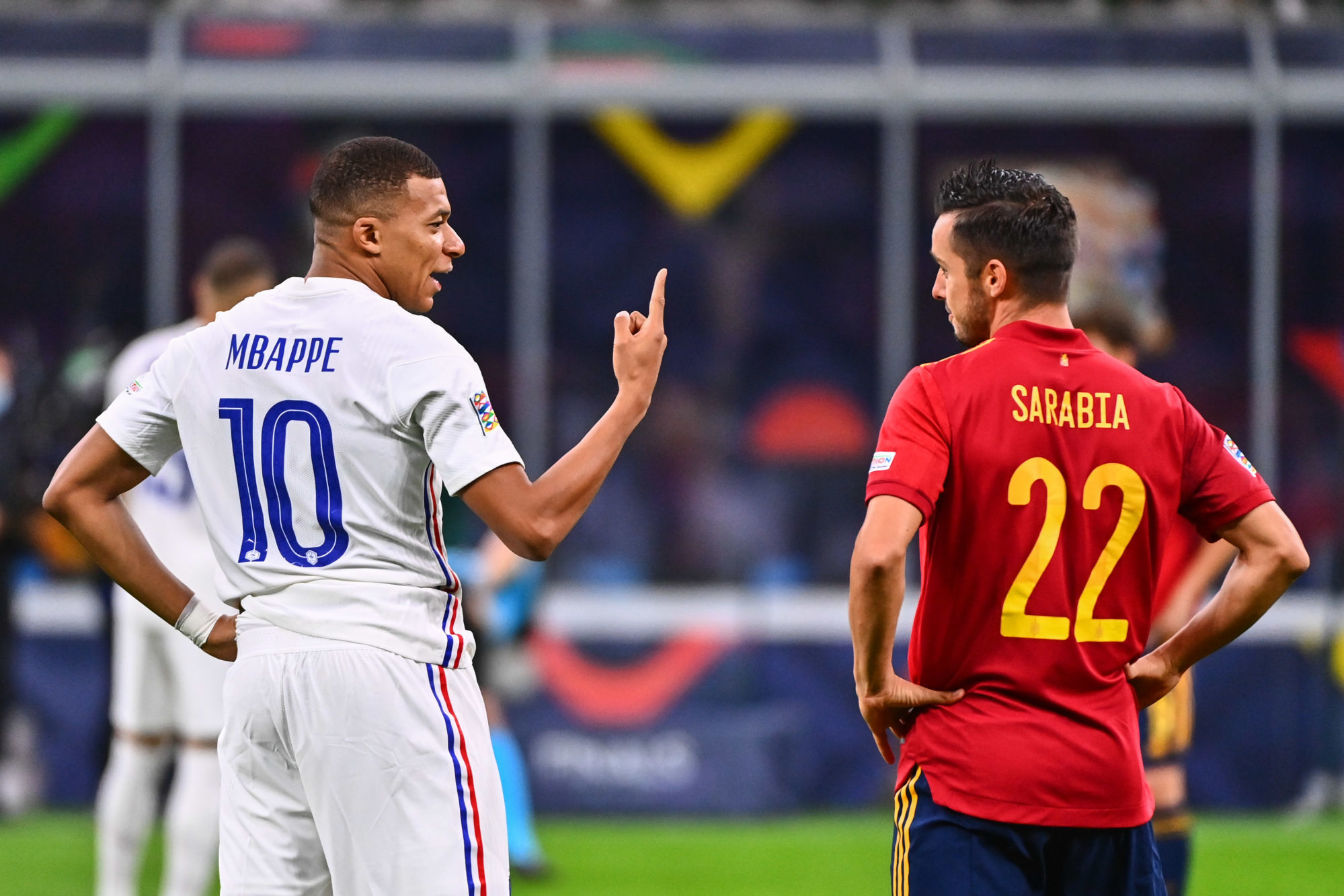 Les images du PSG ce dimanche: Finale de Ligue des Nations & éliminatoires mondial 2022
