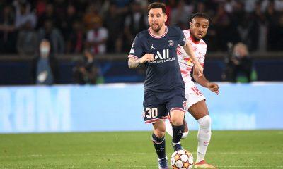 Messi «doit s'affirmer» au PSG, explique Giresse