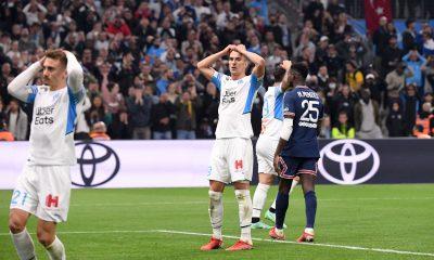 """OM/PSG - Milik: """"On partage les points face à une très belle équipe"""""""
