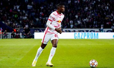 "PSG/Leipzig - Mukiele ""On ne mérite pas de perdre 3-2 ce soir"""