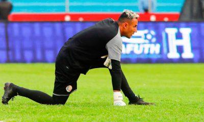 Navas blessé au cours de la défaite du Costa Rica contre les Etats-Unis