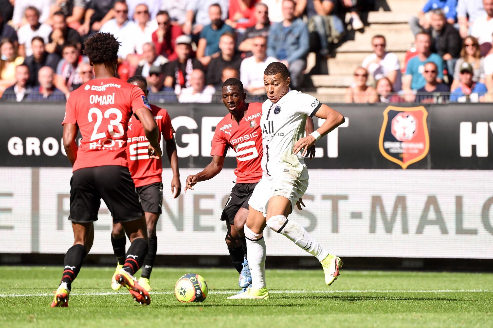 Rennes/PSG - Les notes des Parisiens : une équipe pas au niveau